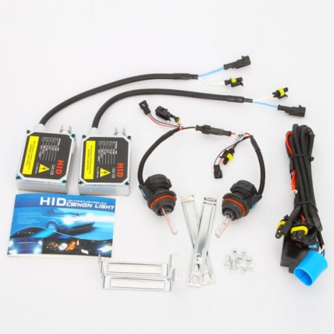 9004H/L 12000K 35W HID Xenon Car Lights Bulbs Conversion Kit