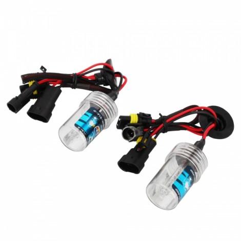 2pcs HB4=9006 3000K 55W Car HID Xenon Lamps