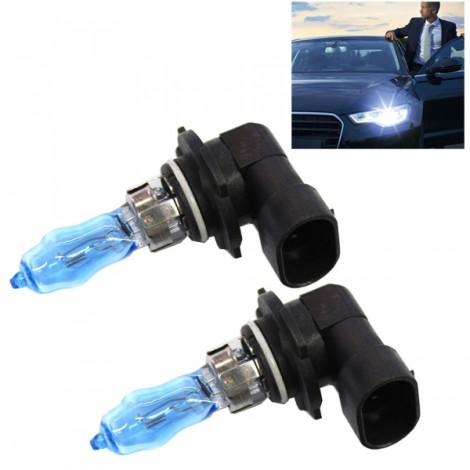 2pcs HOD HB3/9005 100W 2000LM 6000K White Light LED Car Halogen Headlights (12V)