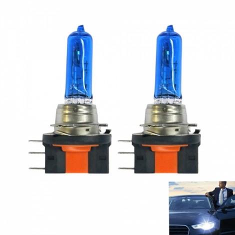 H15 12V 15/55W 5500K Automotive Headlamps Headlamps White Light