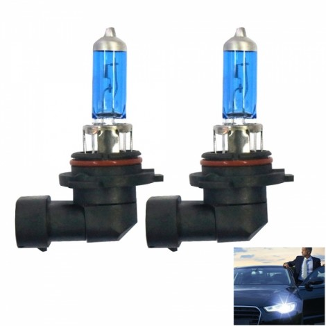 HB4/9006 12V 55W 5500K 1900LM Automotive Halogen Headlamps / Headlamps White Light
