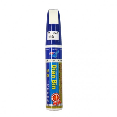 Car Scratch Repair Pen up Painting White