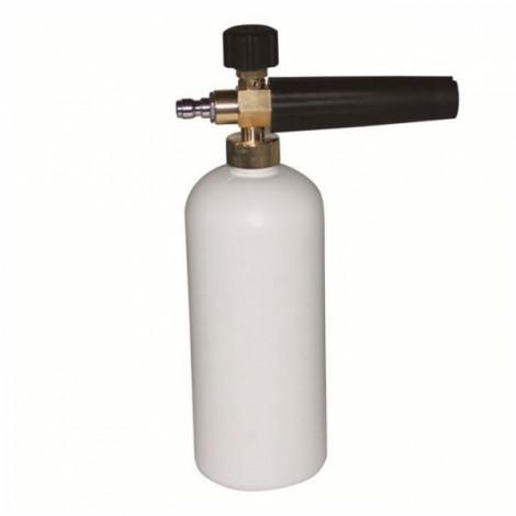 Adjustable Snow Foam Lance Generator Car Wash Sprayer Soap Bottle 1L
