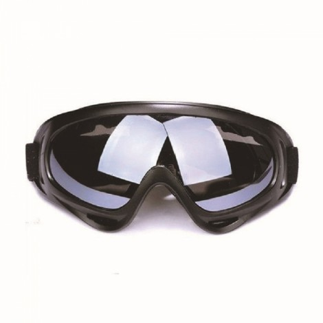 HOT Motorcycle Dustproof Ski Snowboard Sunglasses Goggles Black