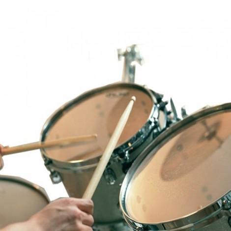 Pair Music Band Maple Wood Drum Sticks Drumsticks 5A