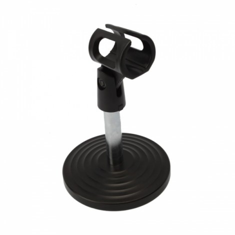 Cut-out Clip Desk Microphone Stand Holder