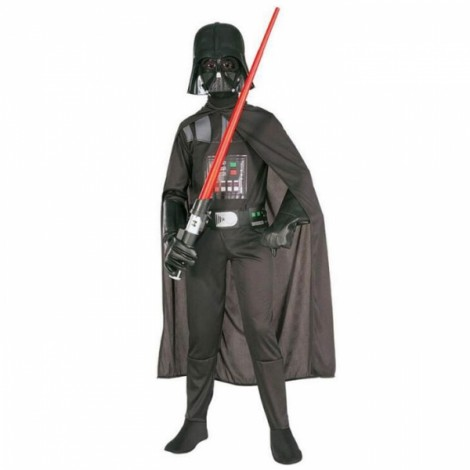 Star War Storm Trooper Darth Vader Black Knight Children Cosplay Party Costume Clothing Set L