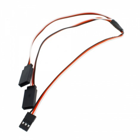 300mm Connector07 Servo Y Shape Cable