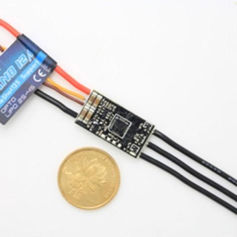 EMAX Nano 12A 2-4S Oneshot Super Mini ESC Oneshot 125 for Multirotors
