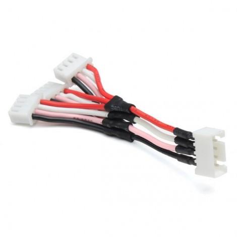 DYX-0010 3-in-1 11.1V 3S Battery Charging Cable for QAV250 GE260 RD350 ED290 ADS400 QAV400 QAV500 GE300