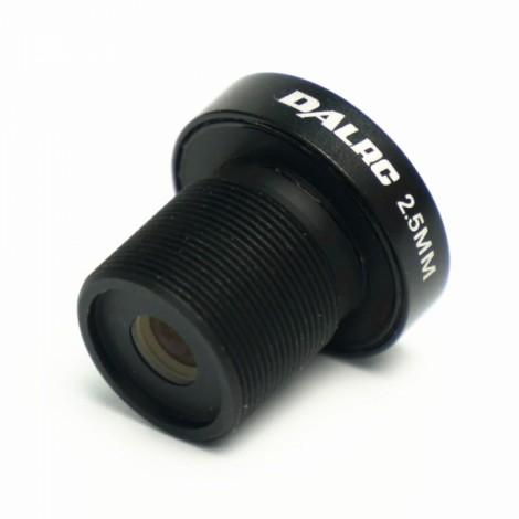 DALRC FPV 2.5mm Lens 120 Degree Wide Angle for Mini Camera