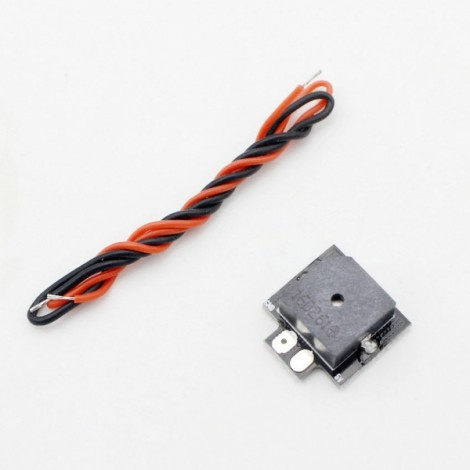 LANTIAN NAZE32 F3 Super Loud Beeper 5V Buzzer Tracker for RC Racer Drone