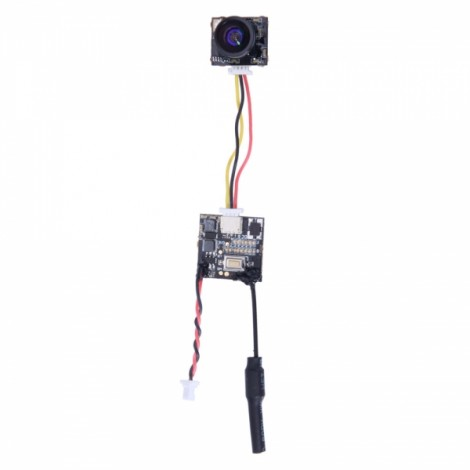 Boldclash F-02 AIO Separated Type 5.8GHz 48CH 25mW 4.6G A/V Camera & TX Support 2.9V-5.5V NTSC/PAL for Tiny Whoop FPV Inductrix
