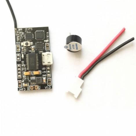 F3+OSD Integration Frsky (D8) SBUS Brushed Flight Controller 2.8g 1S