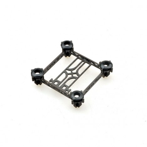 Tiny QX80 Indoor Through Motors Micro Qav Quadcopter Frame Carbon Fiber Super Light with Motor Protective Sleeve Protector
