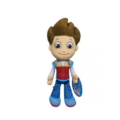 Children Gift Cartoon Figures Stuffed Plush Toys Doll Boy Ryder