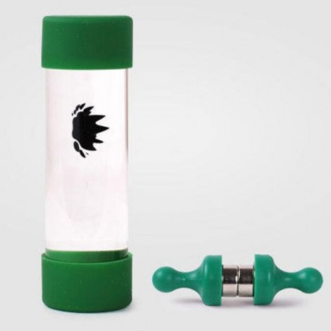 Ferrofluid Magnetic Bottle Decompression Toy Creative Gift Green