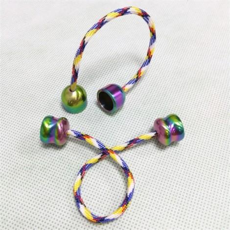 Thumb Knuckles Fidget Yoyo Chucks Bundle Control Style 1 Random Color