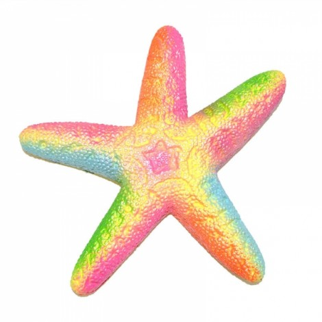 Areedy Starfish Squishy 18cm Slow Rising Original Packaging Collection Gift Decor Toy