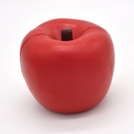 Areedy Squishy Red Apple 10cm Slow Rising Original Packaging Collection Fun Gift Decor Toy