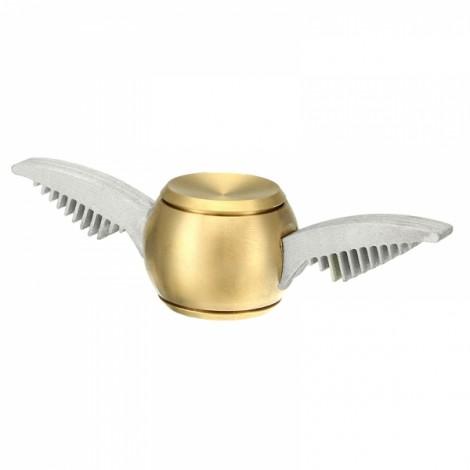 EDC Brass Hand Spinner Fidget Spinner Finger Gadget with Wing