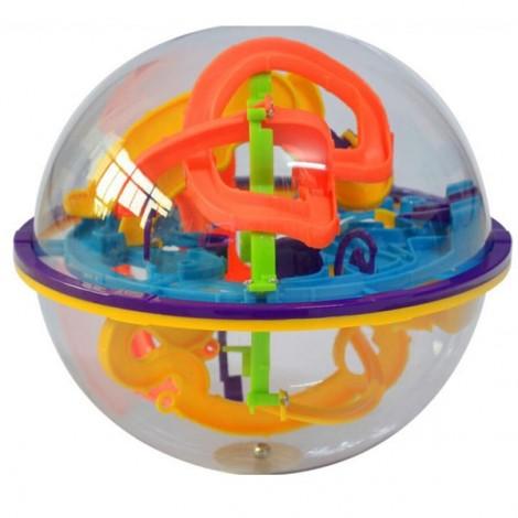 118-Level 3D Magic Maze Ball Intellect Ball Children's Educational Toy Orbit Game