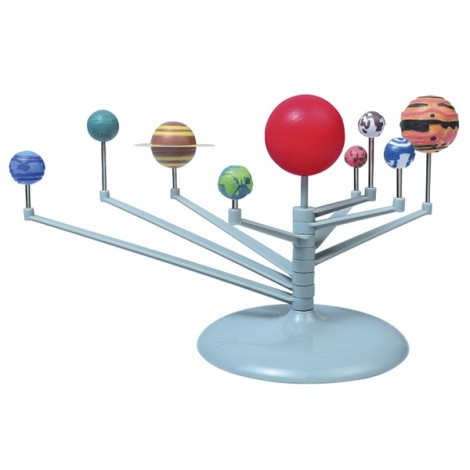 Cute Sunlight Solar System Celestial Bodies Planets Model DIY Educational Toys