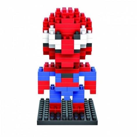LOZ 130pcs M-9154 Spider-man Building Block Educational Assembling Toy