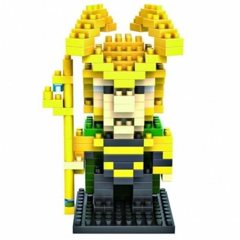 LOZ 180pcs M-9156 Loki Style Building Block Educational Assembling Toy