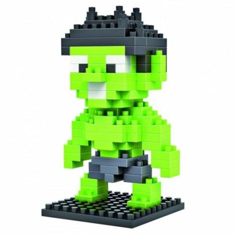 LOZ M-9155 130Pcs Hulk Building Block Educational Assembling Boy Girl Gift for Spatial Thinking
