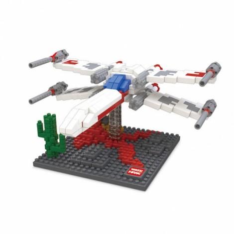 Star Wars Minifigure Building Blocks Diamond Blocks Yoda bb8 R2-D2 Action Figure Miniature Model Brick Block 2409 Colorful