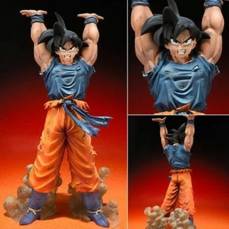 Janpanese Anime Character Dragon Ball Son Gokou PVC Action Figure Model Toy 15cm