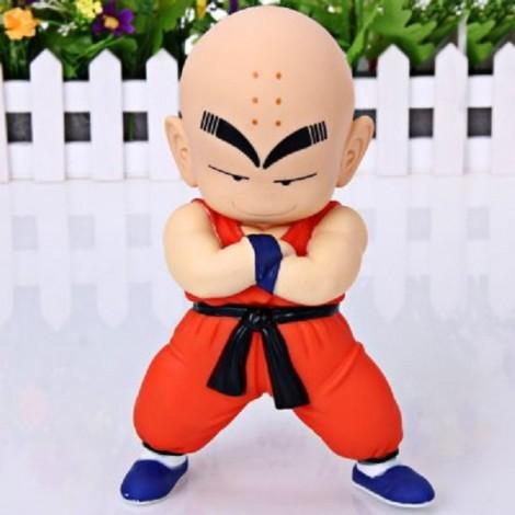 Japanese Anime Dragon Ball Model Toy Kuririn PVC Action Figure