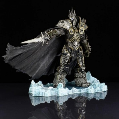 World of Warcraft Character The Lich King Action Figure Online Role-playing Game Model Toy