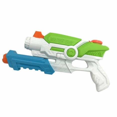 Child Beach Water Gun Outdoor Game High Pressure Shooting Pistol Multicolor