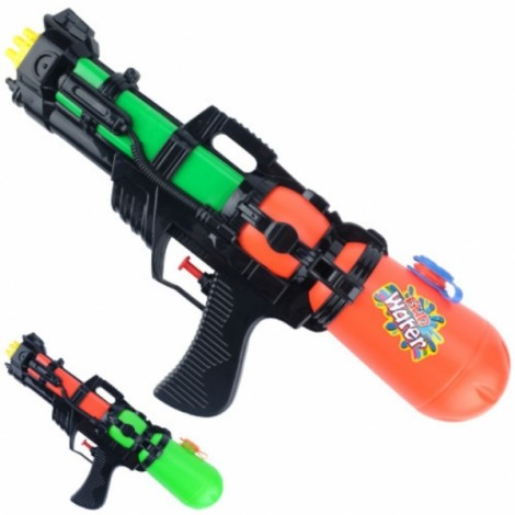 37CM 450ML High Pressure Large Capacity Water Gun Color Random