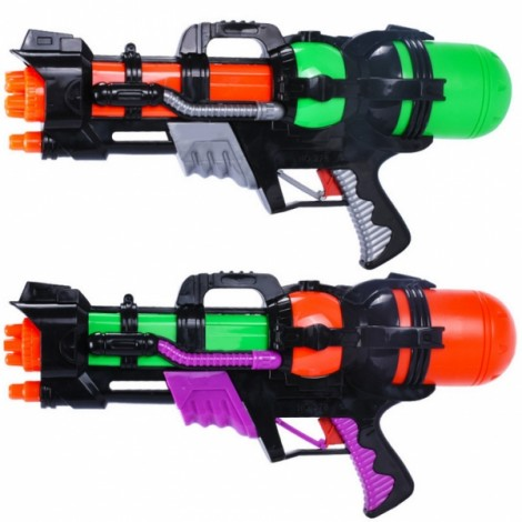 44CM 600ML High Pressure Large Capacity Water Gun Color Random