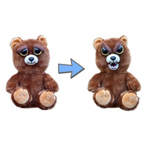 Feisty Pets Plush Toys With Changing Face Stuffed Animal Doll For Kids Christmas Gift - #13