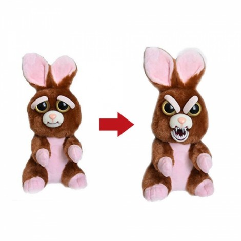Feisty Pets Plush Toys With Changing Face Stuffed Animal Doll For Kids Christmas Gift - #07