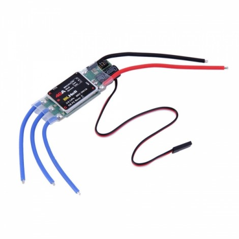 3S-6S 40A ESC Electric Speed Control with LED for RC Quadcopter Multirotor