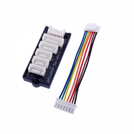 HP-PQ 2-6S Balance Adaptor Board/Converted Board for RC Helicopter Quadcopter Lipo Battery Charging