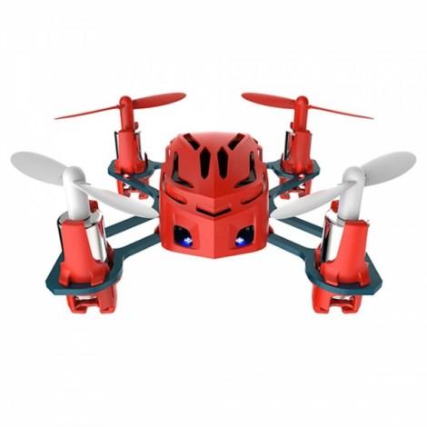 Hubsan NANO Q4 H111 4-CH Mini Remote Control RC Quadcopter Aircraft Toy Red