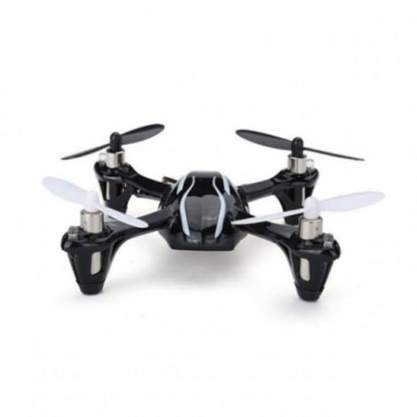 Hubsan X6 H107L 2.4G 4CH 6-Axis Gyro 3D Flips Mini RC Quadcopter RTF White & Black