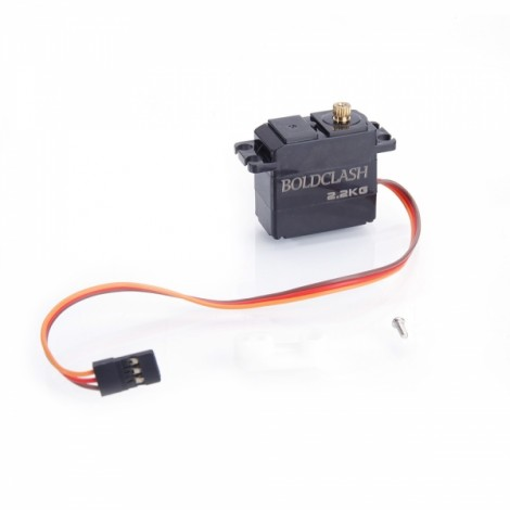 BoldClash Micro Metal Gear High Speed 9g Servo for RC Helicopter Plane Car Boat