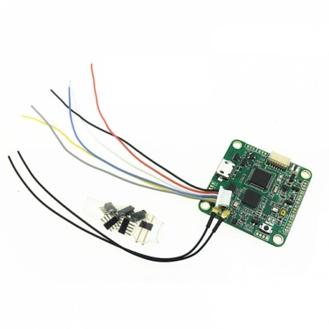 Frsky XMPF3E Flight Control Board Built-in F3EVO and XM+ Receiver Compatibility FrSky Taranis X9D/X9E/ Horus X12S/XJT in D16 Mode