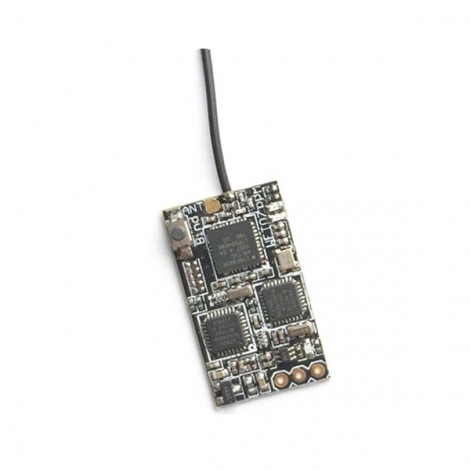 WFLY 7CH PPM Receiver Long Antenna for Brushless Multirotors Suitable for WFLY 6/7/8/9 Transmitter 1g