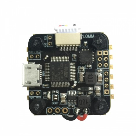 Betaflight Omnibus Mini F3 OSD 2-4S Flight Controller Tower System Integrated BEC OSD MPU6000 4-in-1 10A BLHELI_S ESC for DSHOT Oneshot