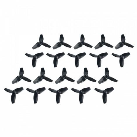 10 Pairs Propellers EDF Prop BoldClash B06-03 40mm Black