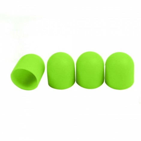 4Pcs Silicone Motor Protective Cover for DJI SPARK Drone - Green