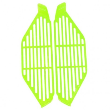 1 Pair Hand Finger Protection Board Plate Propeller Guard for DJI SPARK RC Drone - Green